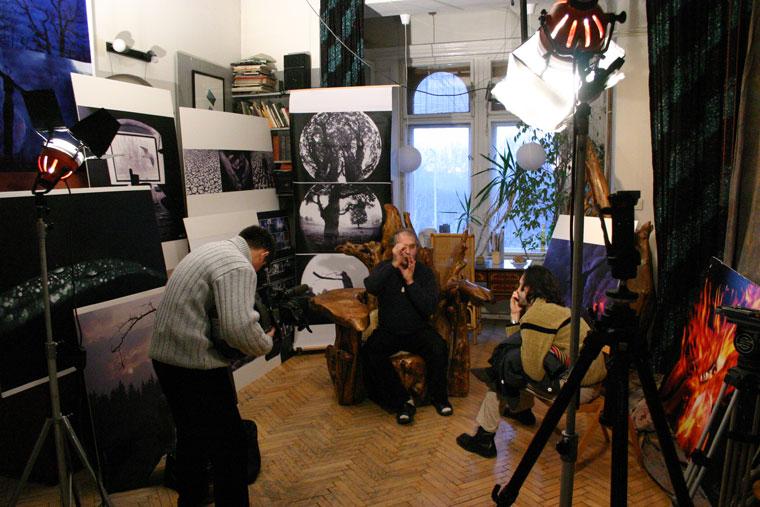 Eifert TV-interjú, MTV, Kultúrház, 2006. február 1.