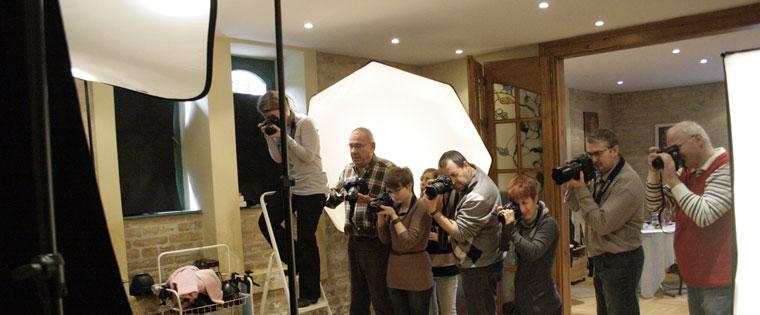 Akt workshop Eifert János vezetésével (Budapest, 2012. január 14.)