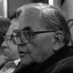 Mécs Imre, a XXI. Század Társaság összejövetelén