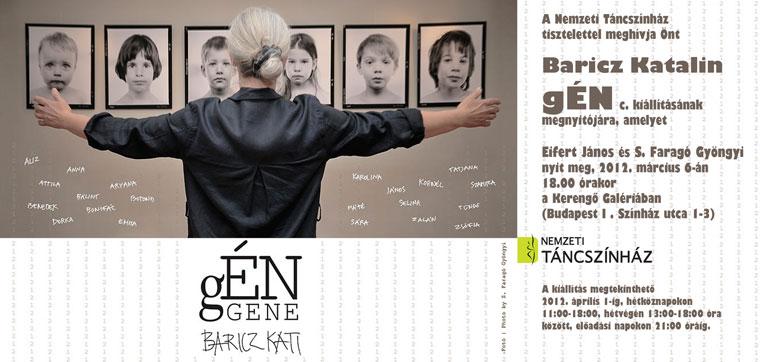 Baricz-Katalin-gÉN-meghívó (Fotó: S. Faragó Gyöngyi, design: Eifert János)