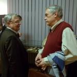 Módos Péter és Fejér Zoltán (Photo: Eifert János)