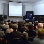 Szathmári Pap Károly bemutatása a román kulturális Intézetben
