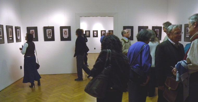 Szathmári Pap Károly emlékkiállítás a Román Kulturális Intézetben