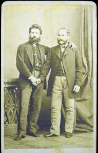 Szathmári Pap Károly fotográfiája (reprodukció: Eifert János)