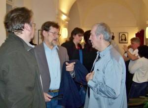 Darányi Zsolt, Dozvald János, Eifert János (Kapusy György felvétele)