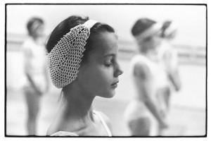 Benkő Imre: Balettnövendék (1977)