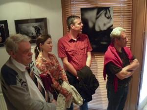 Ágens Galéria, Eifert könyvbemutató kiállítás (Boldvai Balázs felvétele)