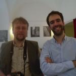 Darányi Zsolt (Fotoklikk) és Kocsis Erik (CULTiRiS Kulturális Képügynökség)