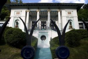 Otto Wagner Villa, Ernst Fuchs Privat Museum, Wien(Photo: Eifert János)