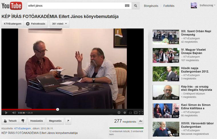 2012.06.11-Képírás-könyvbemutató-Esztergomban