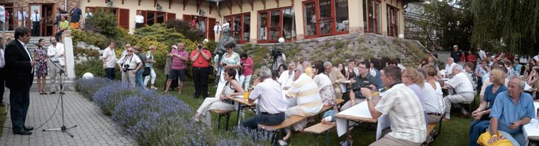 Bánki-Jazz-Fesztivál-megnyitó, 2012.06.22. (Photo: Eifert János)