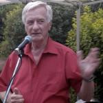 Benkó Sándor, az 55 éves Benkó Dixieland Band létrehozója és vezetője (Photo: Eifert János)