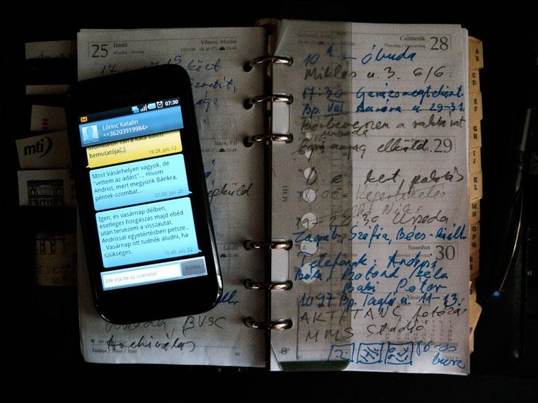 Mobil-üzenet