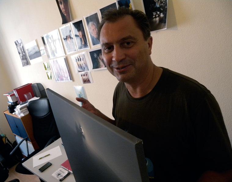 Ludman Lajos (Photo: Eifert János)