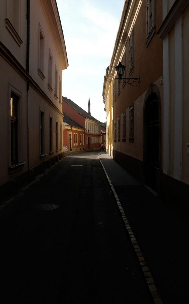 Eger, Dobó utca (Photo: Eifert János)