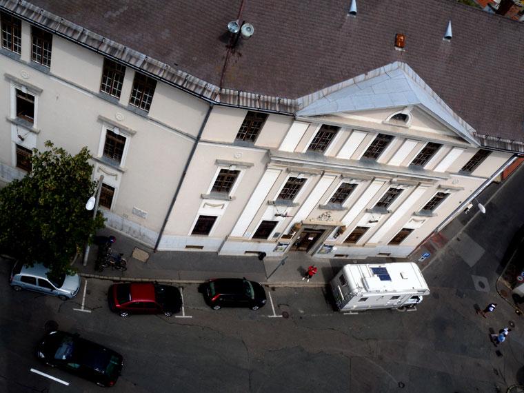 Eger, Bartakovics Béla Közösségi Ház (Photo: Eifert János)