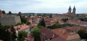 Eger, látkép a minaretből (Photo: Eifert János)