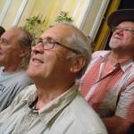 benedek László és Kovács István Géza és a19. Egri Fotóművészeti Alkotótábor résztvevői (Photo: Eifert János)