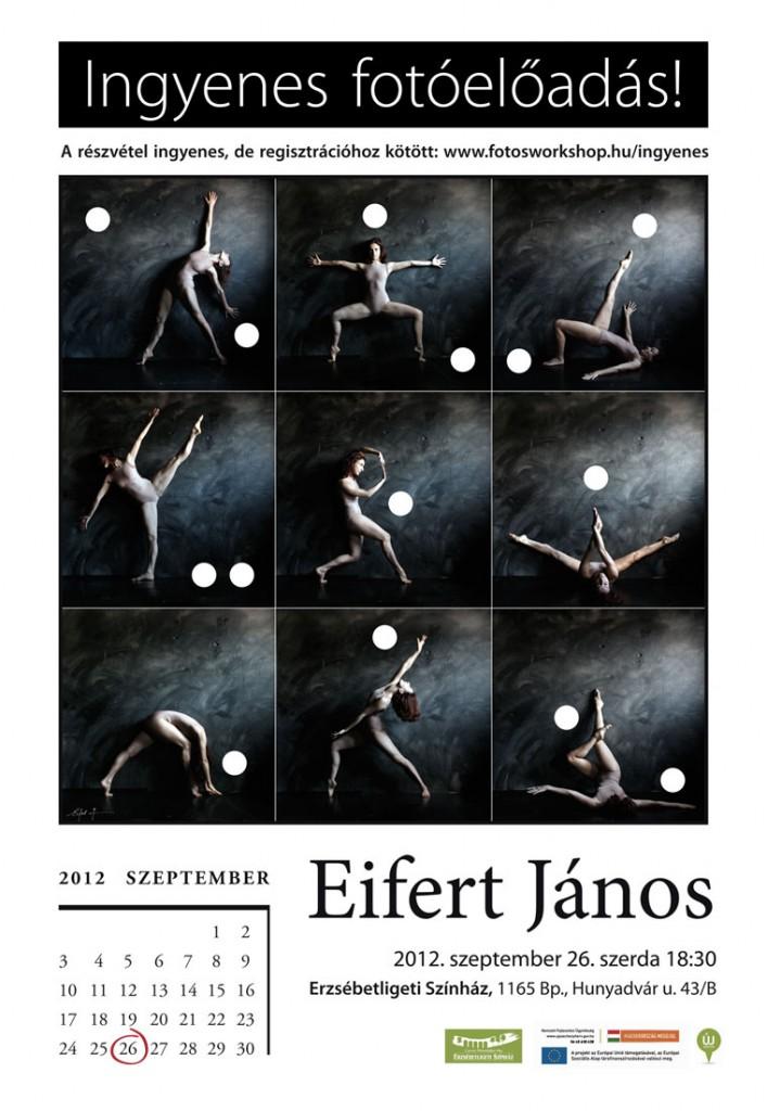 2012.09.26. Eifert előadás, Erzsébetligeti Színház