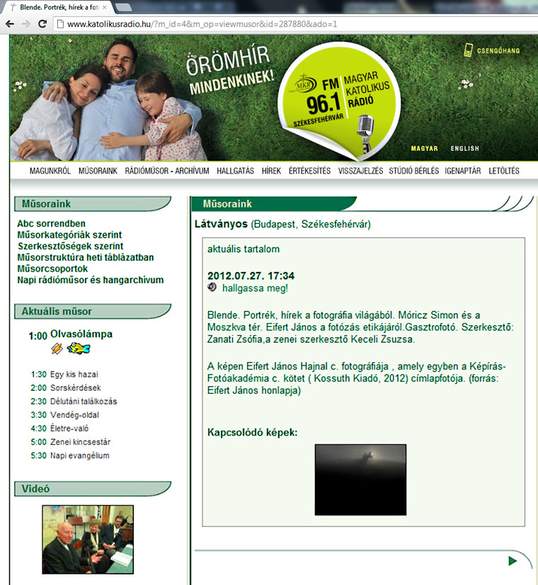 2012.07.27-Katolikusradio.hu