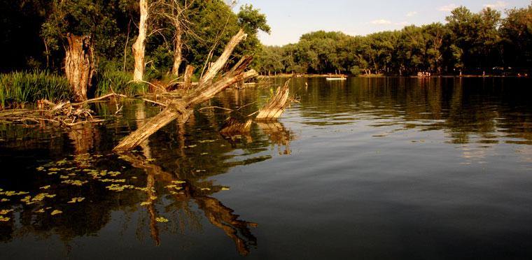 A Holt-Tisza Mártélynál (Photo: Eifert János)