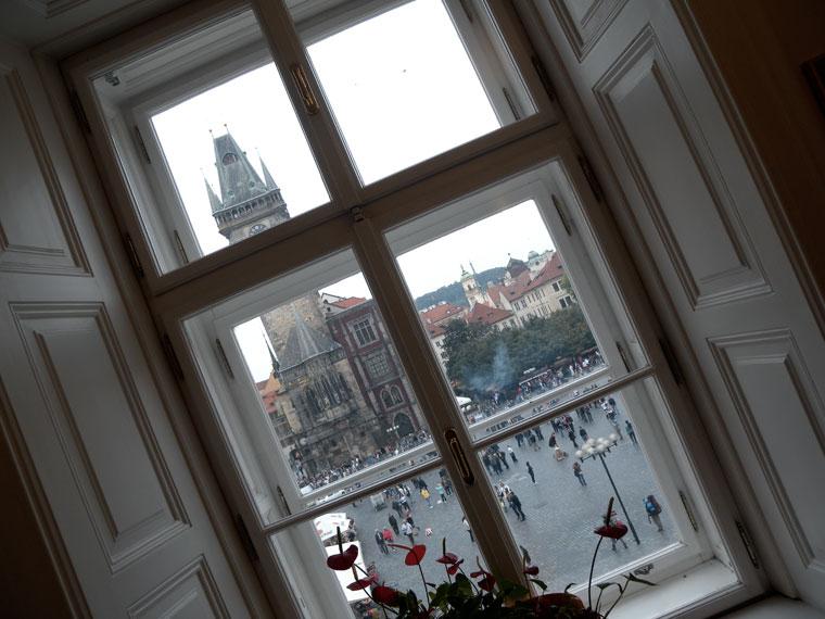 Prága, Stáré Mesto (Photo: Eifert János)
