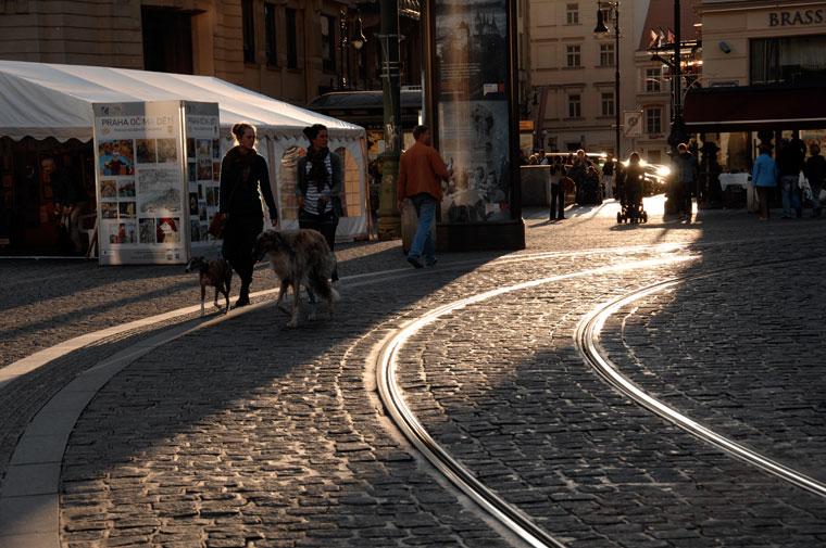 Prága, námesti-Republiky (Photo: Eifert János)