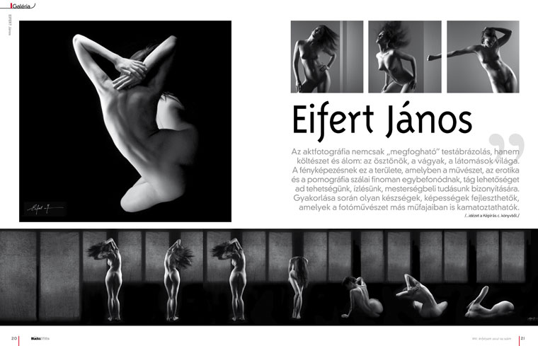 Black&White, XIV. évf. 2012/02.szám, 20-21. oldal