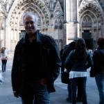 Prága, önarckép a Várban (Photo: Eifert János)