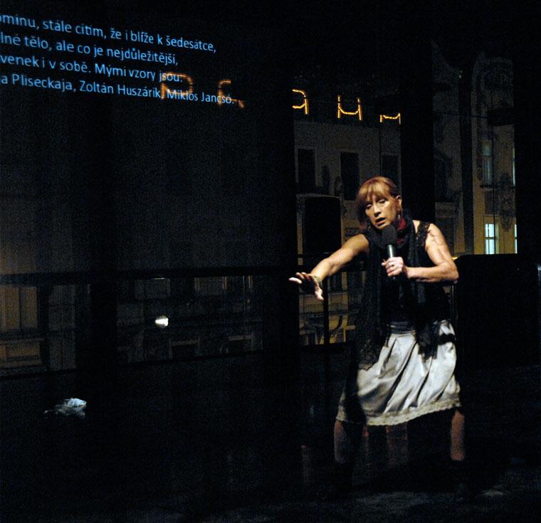 Móger Ildikó (Photo: Eifert János)