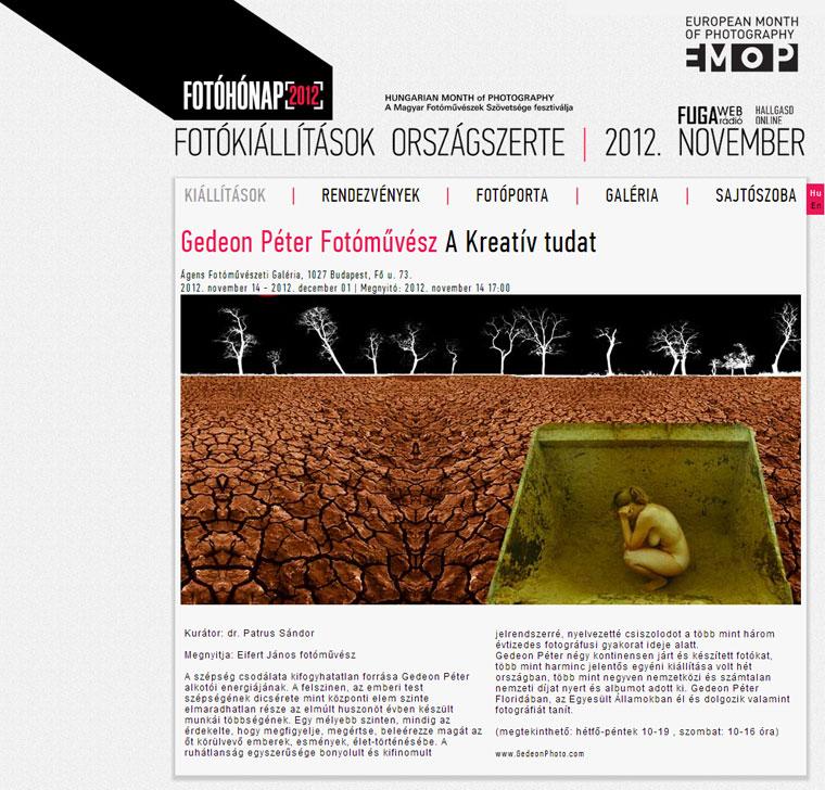 2012.10.14-Gedeon-Péter-kiállítása