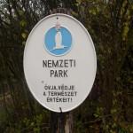 Hont-Nemzeti-Park-táblája (Photo: Eifert János)
