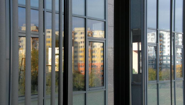 GDF-SUEZ irodaház, részlet (Photo: Eifert János)
