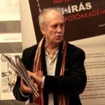 Eifert: KÉPÍRÁS könyvbemutató, Szeged, Kass Galéria (Photo: B. Nagy Balázs)