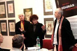 Eifert: Képírás - Fotóakadémia, könyvbemutató a Kass Galériában, Szegeden (Photo: BNagy Balázs)