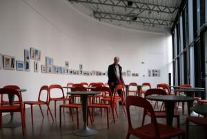 Dömötör Mihály kiállítása az Emlékpontban