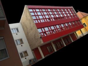 Hódmezővásárhely, Bessenyei Ferenc Művelődési Központ  (Photo: Eifert János)