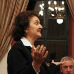 Kóka Rozália újságíró, előadóművész (Photo: Eifert János)