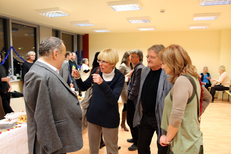 Kocsis András, Rappai Zsuzsa, Kemény Zoltán, Móger Ildikó (Photo: Eifert János)