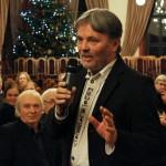 Pázmándi Antal, kerámiaszobrász (Photo: Eifert János)