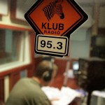 Klub Rádió, 95.3 (Photo: Eifert János)