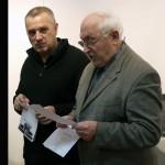 Damir Tiljak és Vinko Sebrek (Photo: Móger Ildikó)