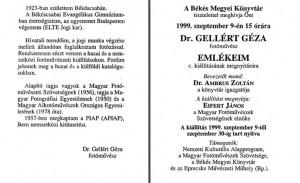 1999.09.09-Dr.-Gellért-Géza_Emlékeim