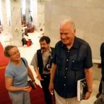 2007.05.23. Katona Istvánné, Zsila Sándor (hátul), Palotás Rezső, Gyukics Péter (Photo: Eifert János)