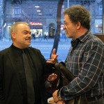 Fehér László és Arató András (Photo: Eifert János)