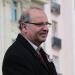 Majtényi László alkotmányjogász (Photo: Eifert János)