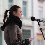 Millás-tüntetés-a-Kálvin-téren (Photo: Eifert János)
