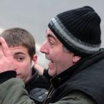 2013.03.17. Millás tüntetés a Kálvin téren (Photo: Eifert János)