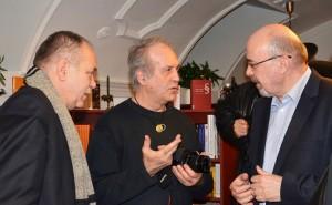Kocsis András, Eifert János és Markó Béla (Photo Trixi)