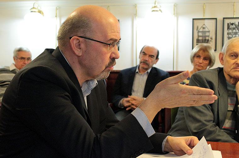 Markó Béla (Photo: Eifert János)